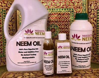 Mission Neem Oil