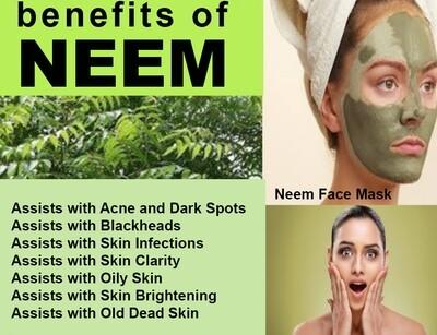 Neem Face Mask