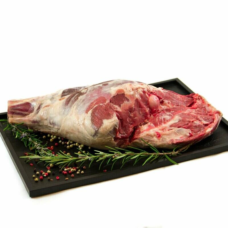 Gigot d'agneau avec os CH (500gr)