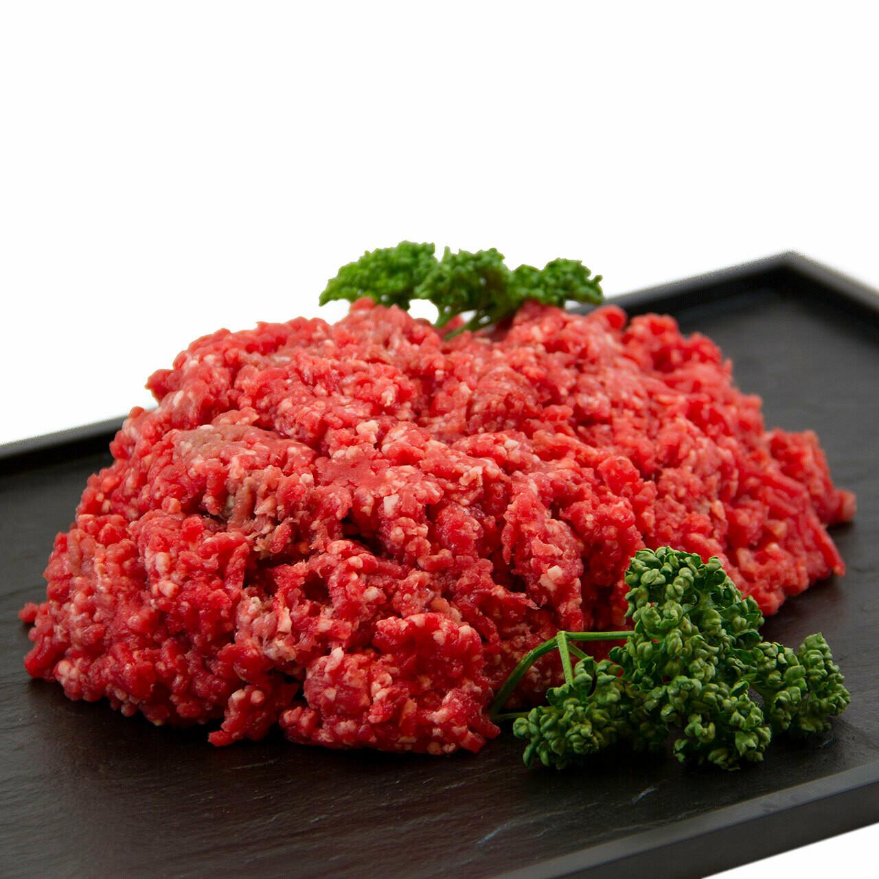 Viande hachée de boeuf (100gr)