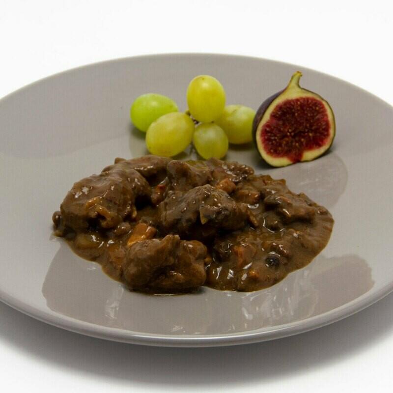 Civet de cerf ou chevreuil cuit import