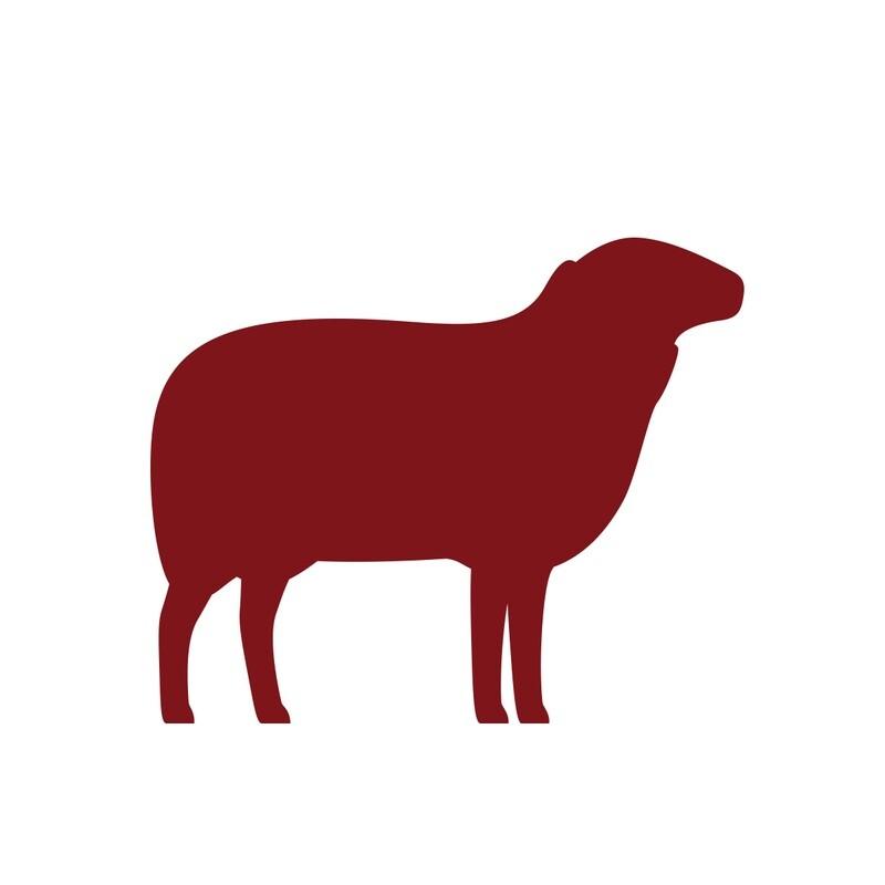 Charbonnade d'agneau pour une personne (250gr)