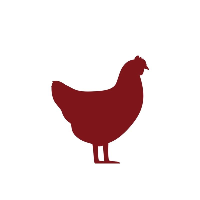 Charbonnade de volaille pour une personne (250gr)