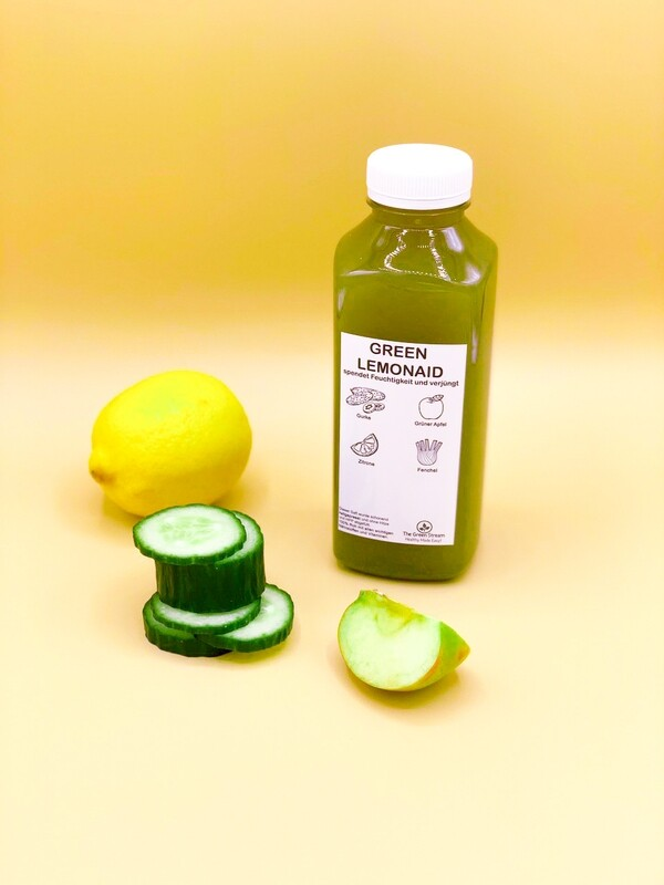Green Lemonaid