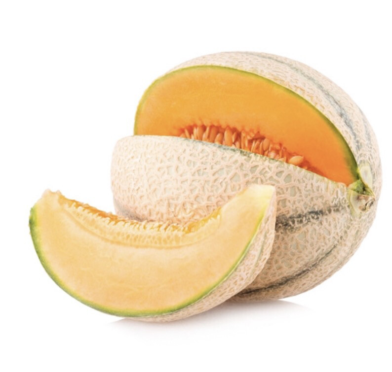 Cantaloupe Melon 1 Kg Approx Its horns are another slice of cantaloupe. www oroverdemontalbano co uk