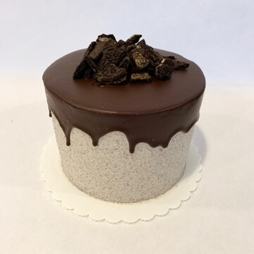 Cookies and Cream Celebration Cake