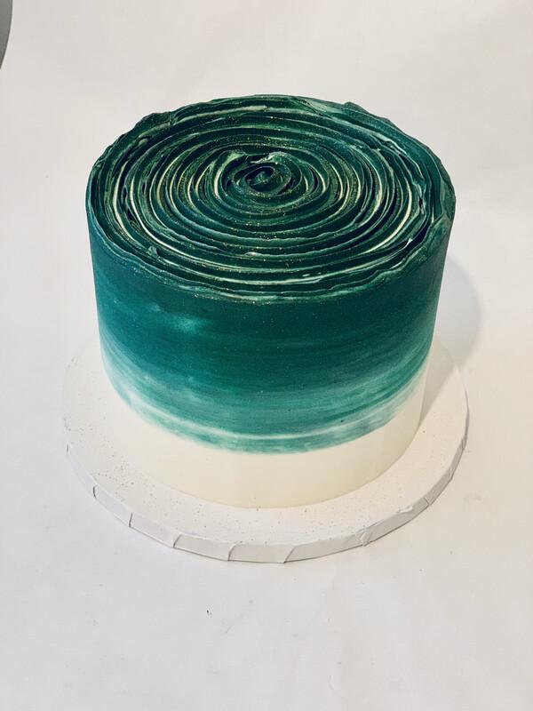 Vanilla Vanilla Celebration Cake