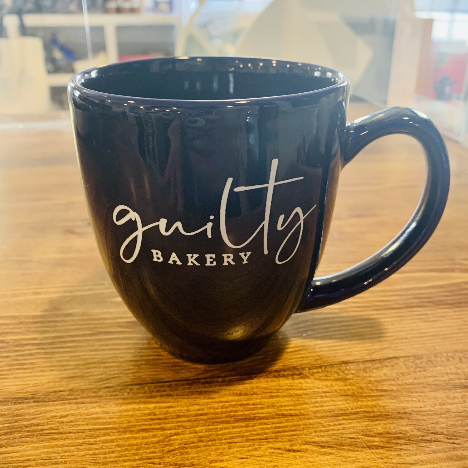 Guilty Coffee Cup