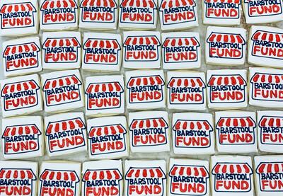 Barstool Fund Cookie