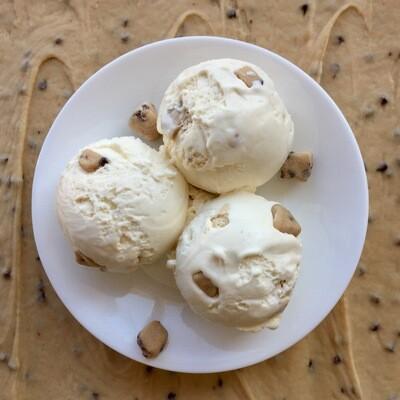 Cookie Doughlicious - 1/2 Gallon