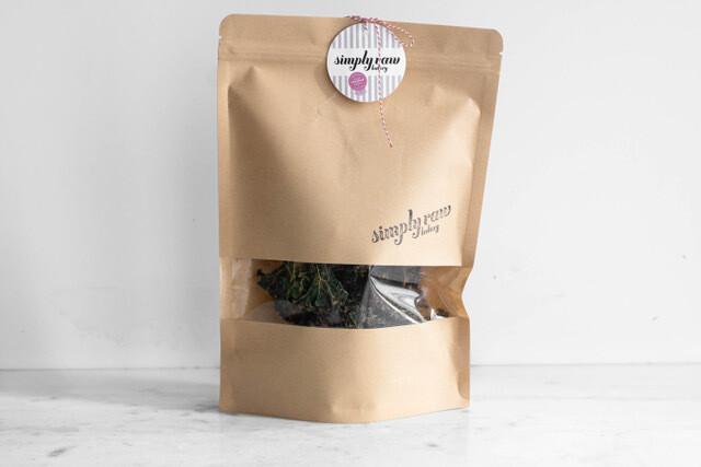 homemade Kale Chips * bio