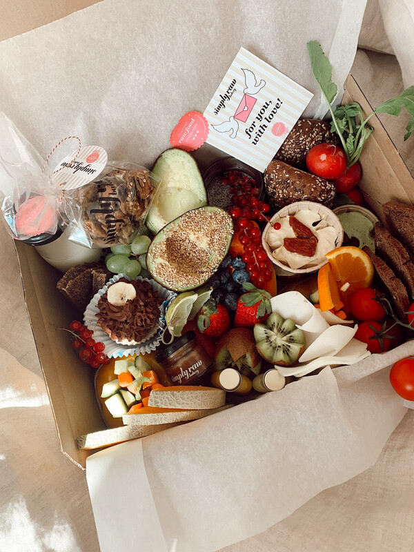 Frühstücksbox für 2 - 29.11.20 (Wien)