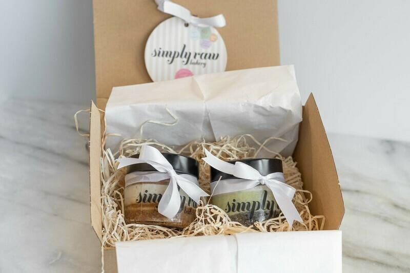 Geschenkebox Zweierlei Cheesecake