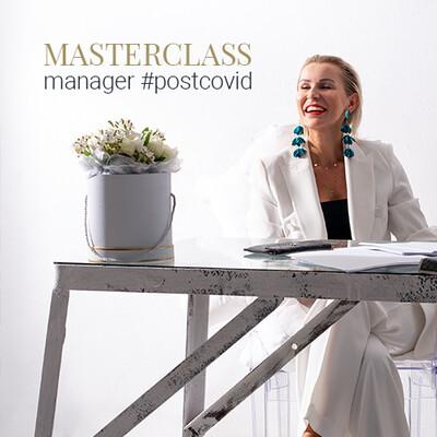 Masterclass - manager #postcovid