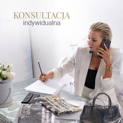 Konsultacja indywidualna - Magdalena Wójcik - 90 min