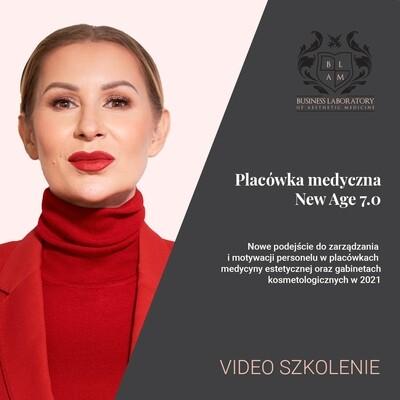 VIDEO SZKOLENIE - Nowe podejście do zarządzania i motywacji personelu w placówkach medycyny estetycznej oraz gabinetach kosmetologicznych w 2021
