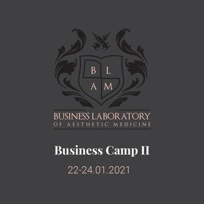 II Business Beauty Camp