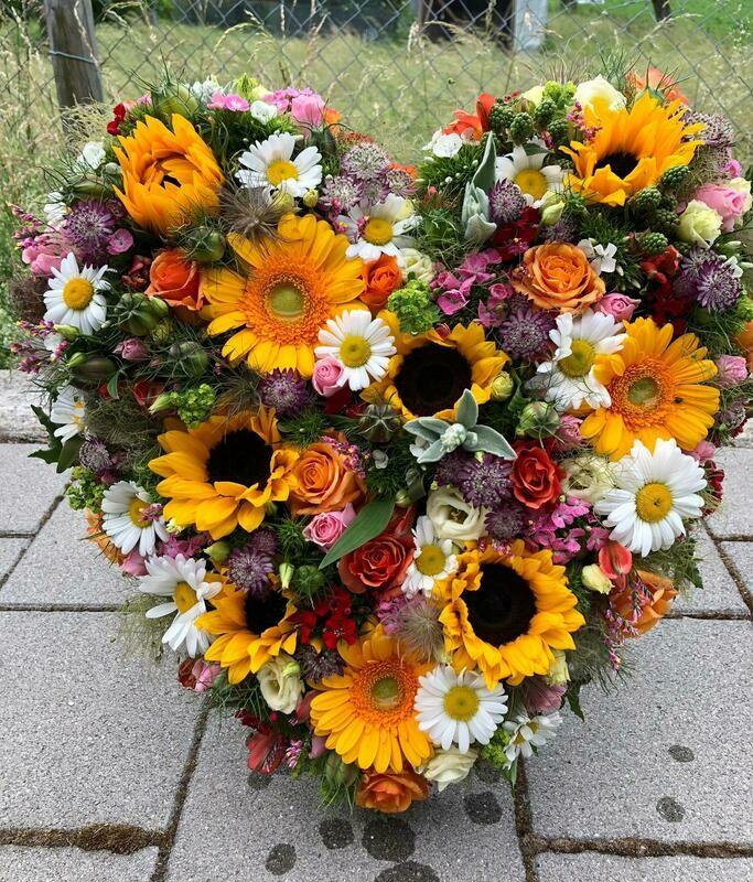 Blumenherz (Trauerfall)