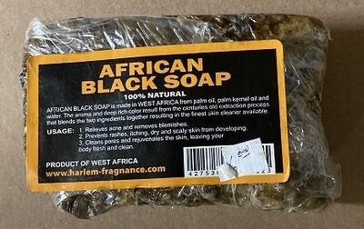 African black soap 100% natural