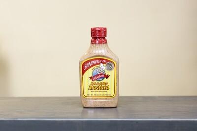 Woeber Hot & Spicy Mustard