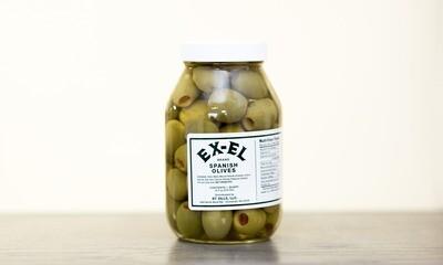 Pimento Stuffed Olives