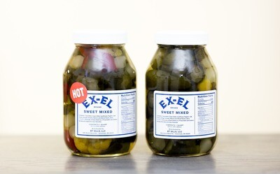 Sweet Mixed Pickles