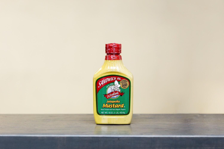 Woeber Jalapeno Mustard