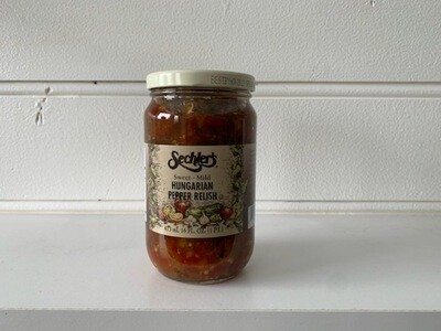 Sweet & Mild Hungarian Relish