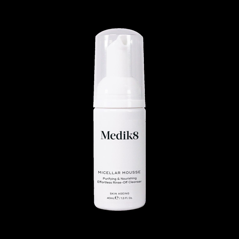 MEDIK8 Travel Size Micellar Mousse 40 ml