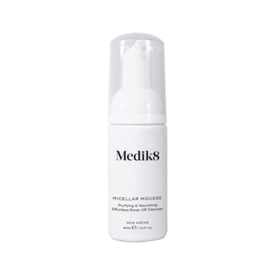 TRAVEL SIZE MICELLAR MOUSSE 40 ML MEDIK8