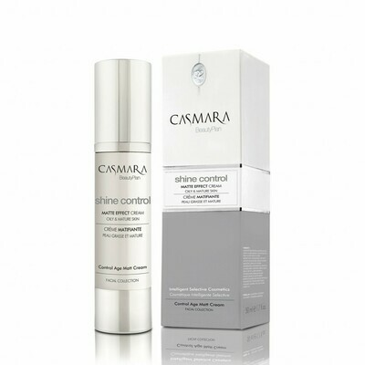 CASMARA SHINE CONTROL Anti-age Matte Effect Cream
