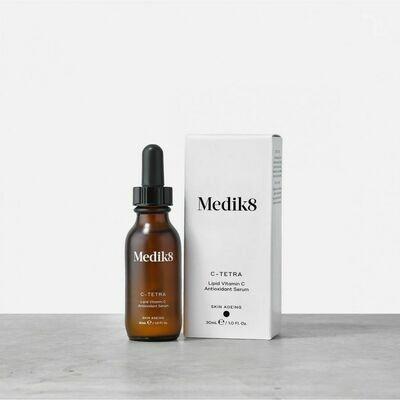 MEDIK8 C TETRA - Siero Antiossidante Lipidico Alla Vitamina C