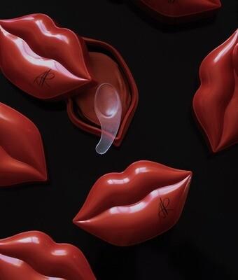 AR BEAUTY KIT KISS ME - Lips Patch