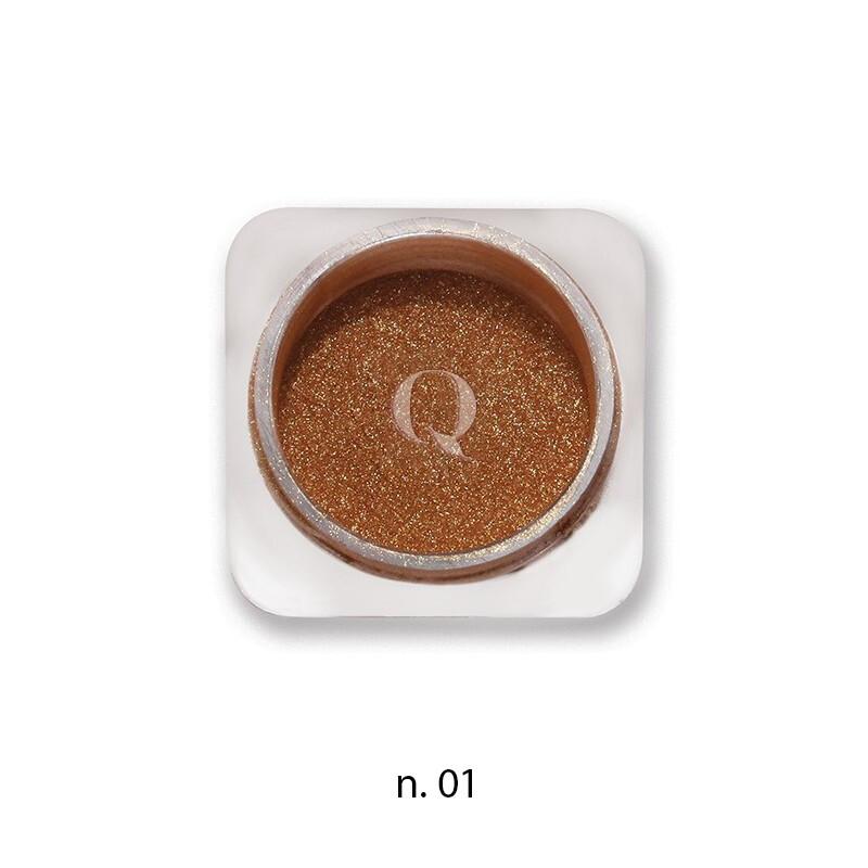 QSTUDIO 4 Ombretti Stardust - Polvere Di Stelle