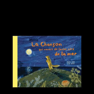 LA CHANSON QUI VENAIT DE L'AUTRE CÔTÉ DE LA MER d'E. Virke & F. Koike