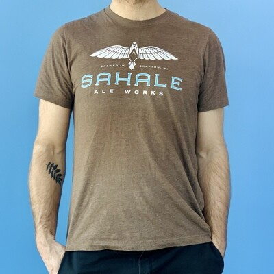 Sahale Brown T-Shirt - LIMITED REMAIN