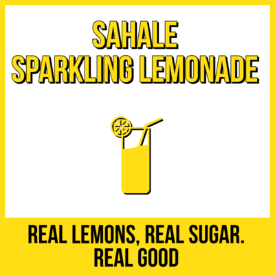 Sahale Sparkling Lemonade - 16 oz can