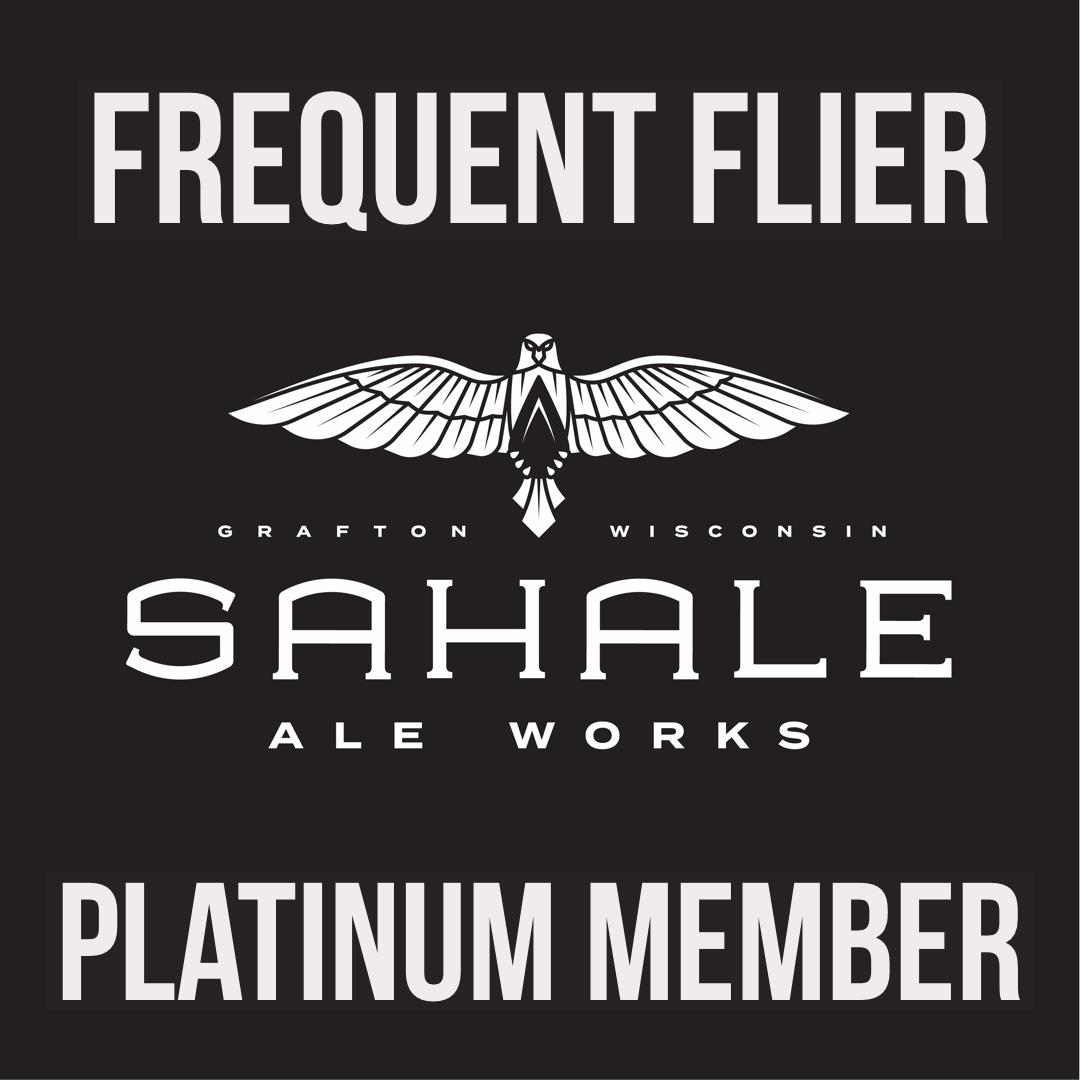 Frequent Flier Lifetime Platinum Membership