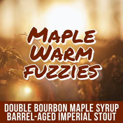 Maple Warm Fuzzies  - 16 oz can