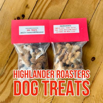 Highlander Roasters Dog Treats