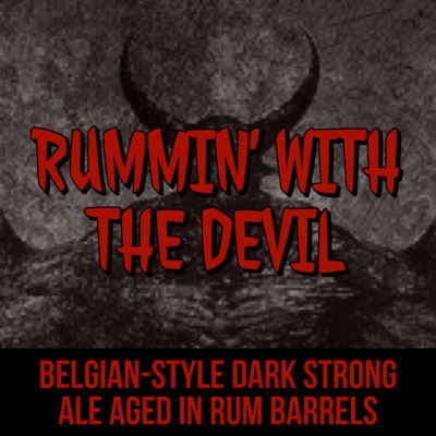 Rummin' With The Devil