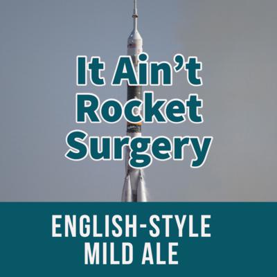 It Ain't Rocket Surgery - 16oz Can