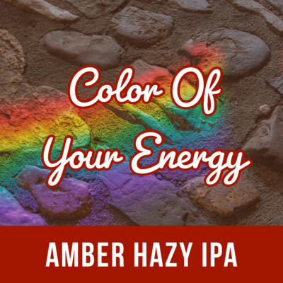 Color Of Your Energy - 16 oz can
