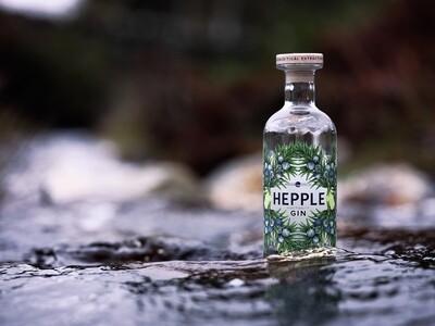 Hepple Gin | ABV 45% (70cl)