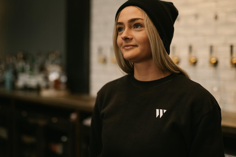 The W Logo Sweatshirt