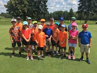Summer Golf Camp 00035