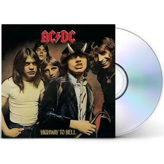"AC/DC ""Highway To Hell"" *CD* 1979"