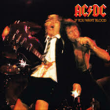 "AC/DC ""If You Want Blood You've Got It"" VG+ 1978"
