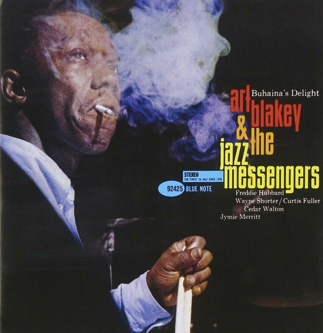"Art Blakey & The Jazz Messengers ""Buhaina's Delight"""