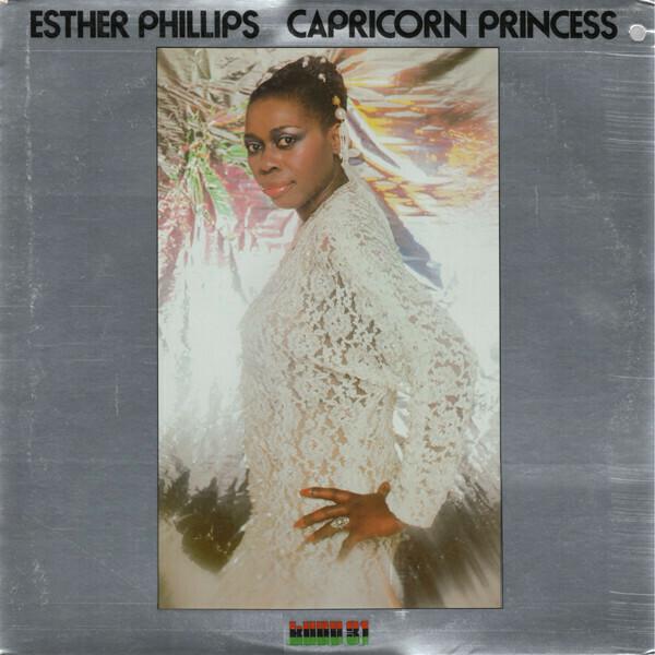 "Esther Phillips ""Capricorn Princess"" EX+ 1976"